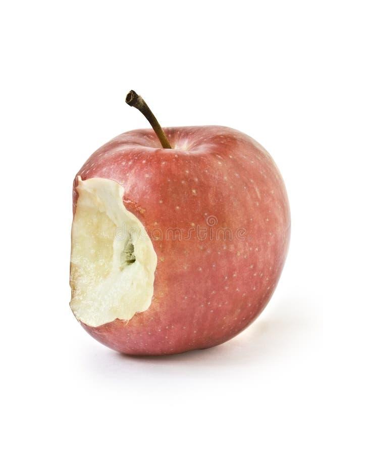 Mordida Apple fotografia de stock