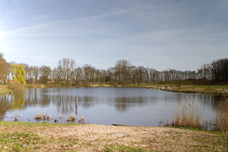 More in Anna's Farm on the outskirts of Hilversum Oost. Netherlands stock photography