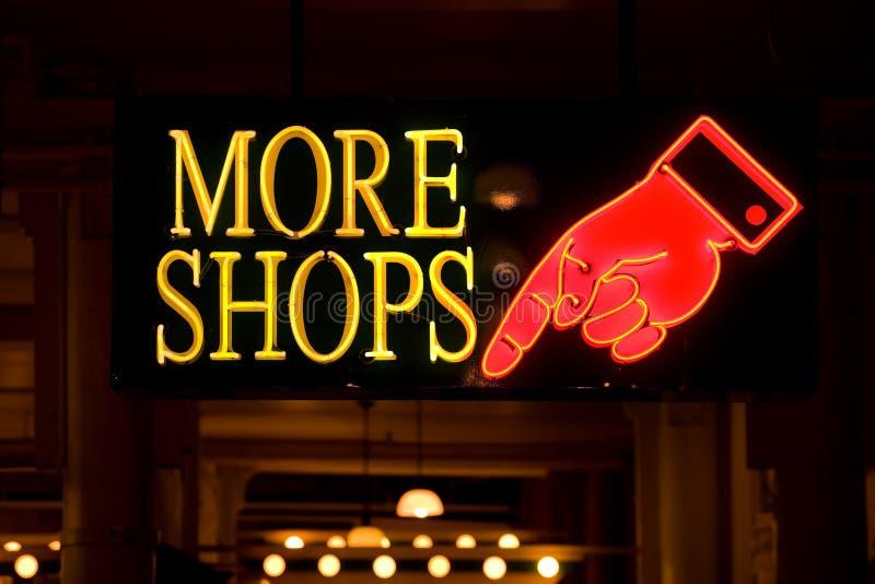 Download More Shops Stock Image - Image: 13173041