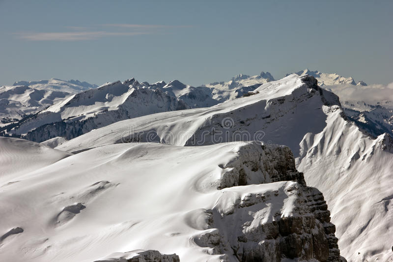 Download More Skiing In The Distance Stock Photo - Image: 27810460