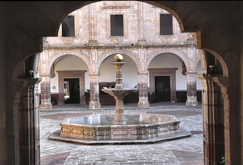 Download Morelia stock image. Image of ancient, architecture, church - 10302199