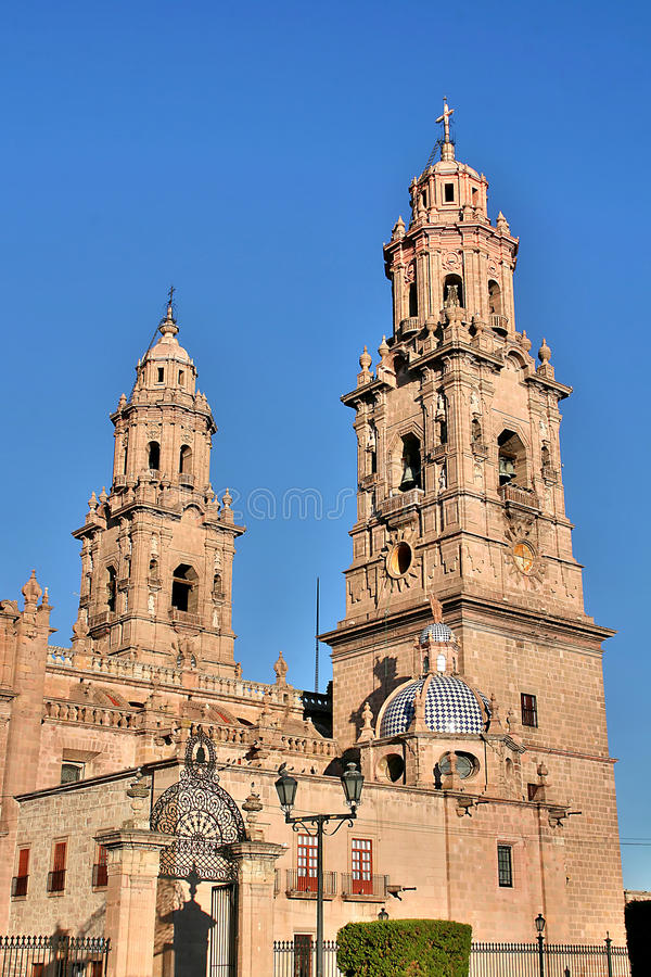 Download Morelia stock photo. Image of dynamic, morelia, tower - 29034956