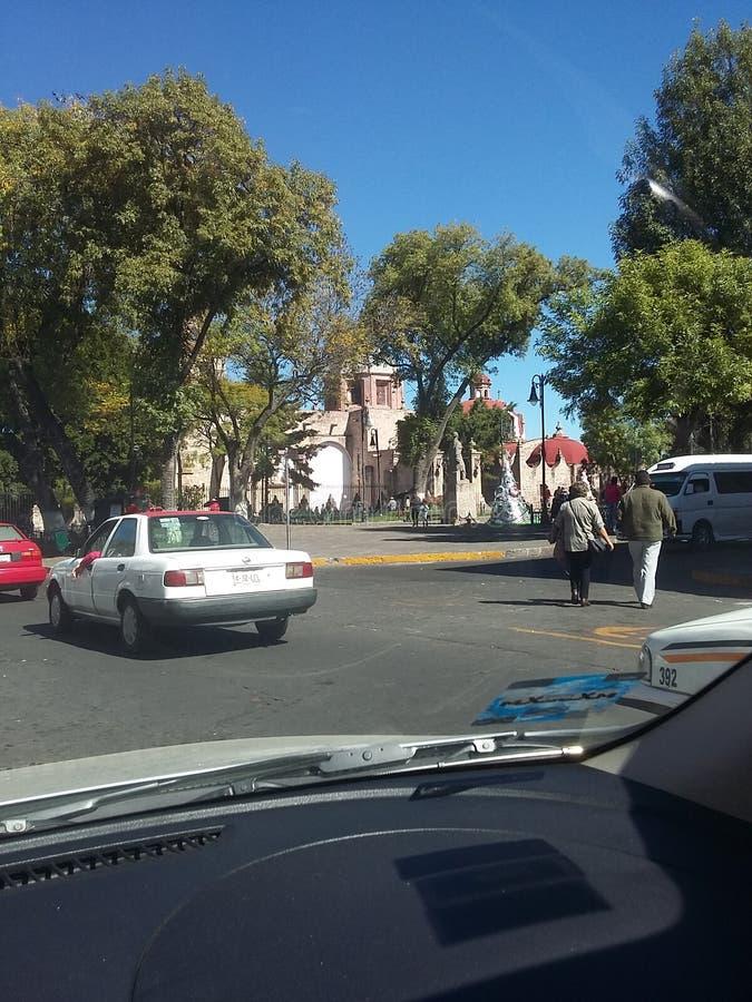 Morelia Michoacan royalty free stock photos