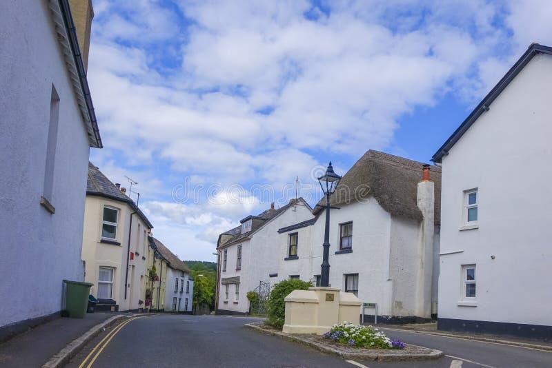 Moretonhampstead Dartmoor Devon Anglia UK zdjęcie royalty free