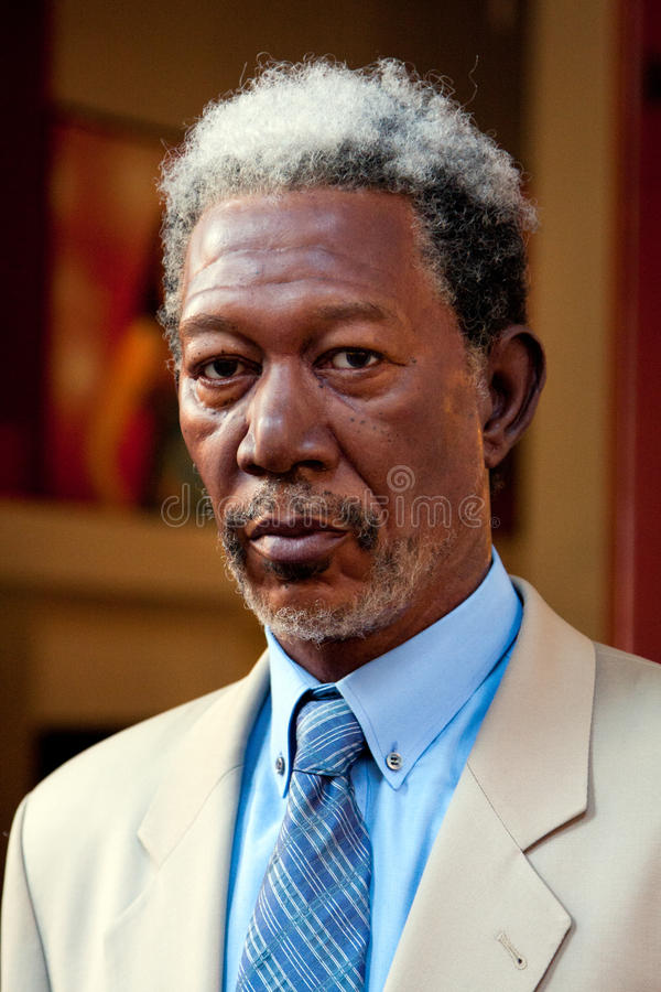 Morgan Freeman stock images