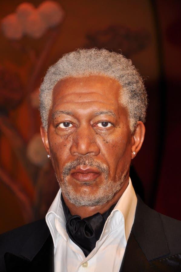 Morgan Freeman imágenes de archivo libres de regalías