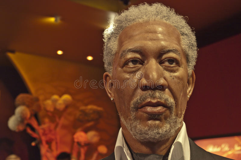 Download Morgan Freeman editorial stock photo. Image of handsome - 22640713