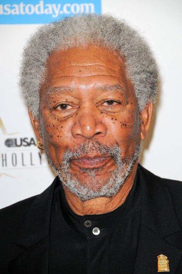 Morgan Freeman images libres de droits