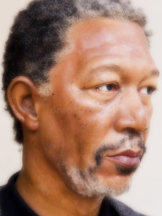 Morgan Freeman fotos de archivo libres de regalías