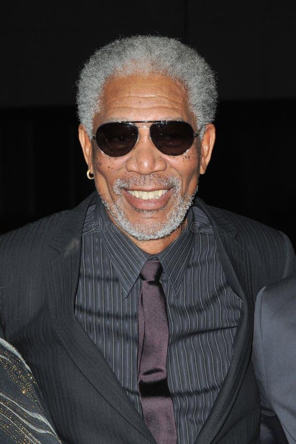 Morgan Freeman zdjęcie royalty free
