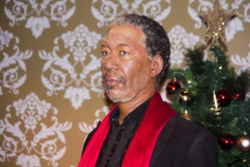 Morgan Freeman royalty free stock images