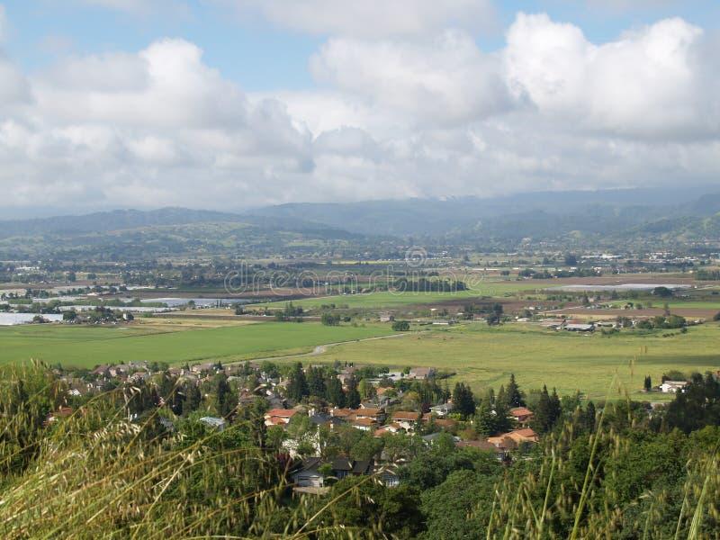 Morgan Hill landscape stock images