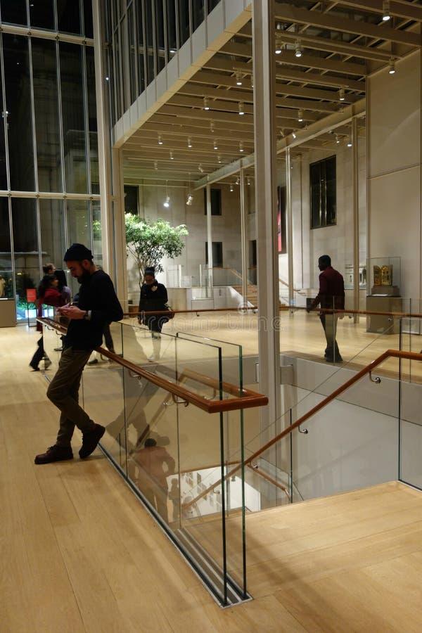 Morgan Library et musée image libre de droits