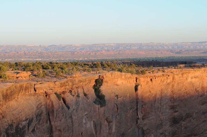 Morgen Canyon de Chelly stockfotografie