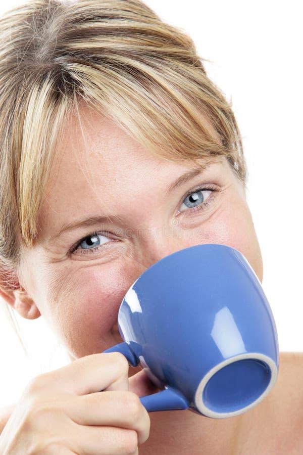Morgen-Kaffee stockfotografie