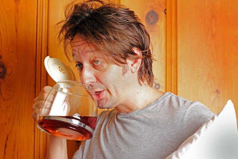 Morgen-Kaffee stockbilder