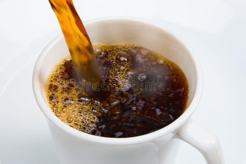 Morgen-Kaffee #7 lizenzfreies stockfoto