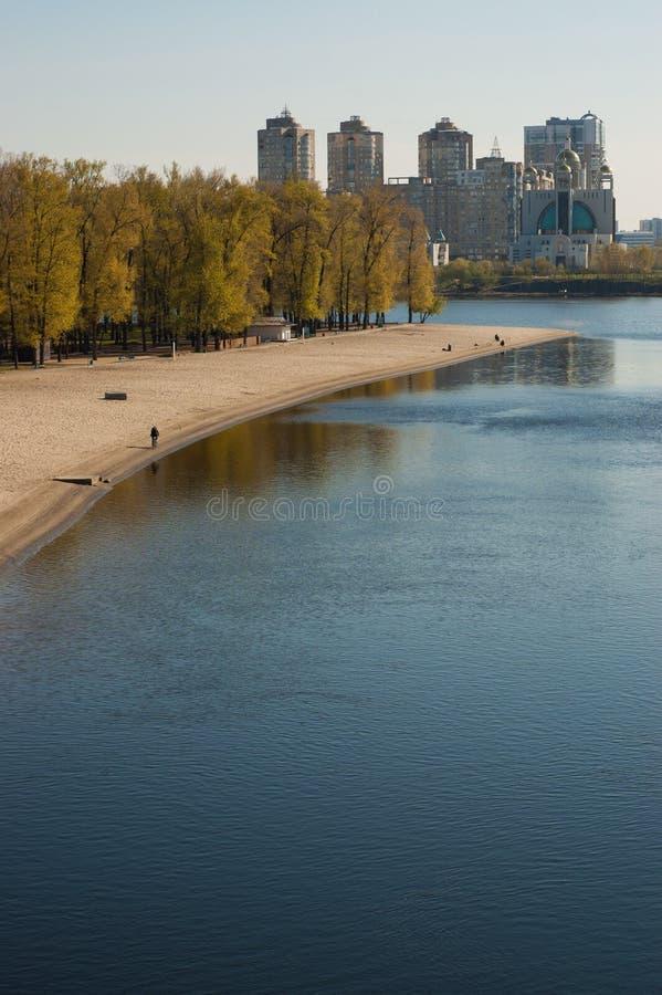 Morgon i Kieven royaltyfria bilder