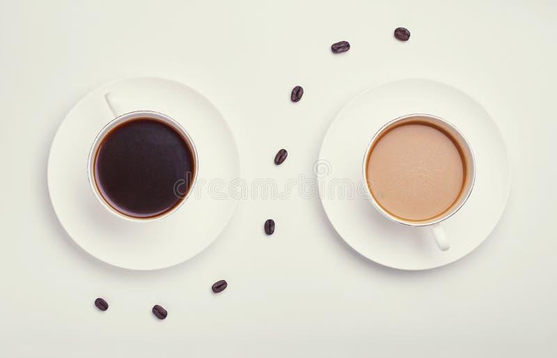 Morgonkaffebegrepp arkivfoto