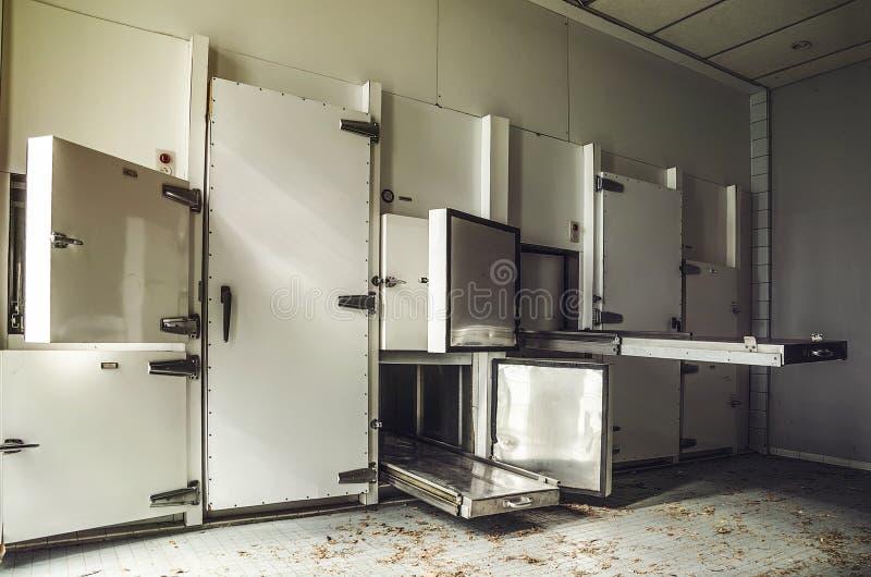 morgue image libre de droits