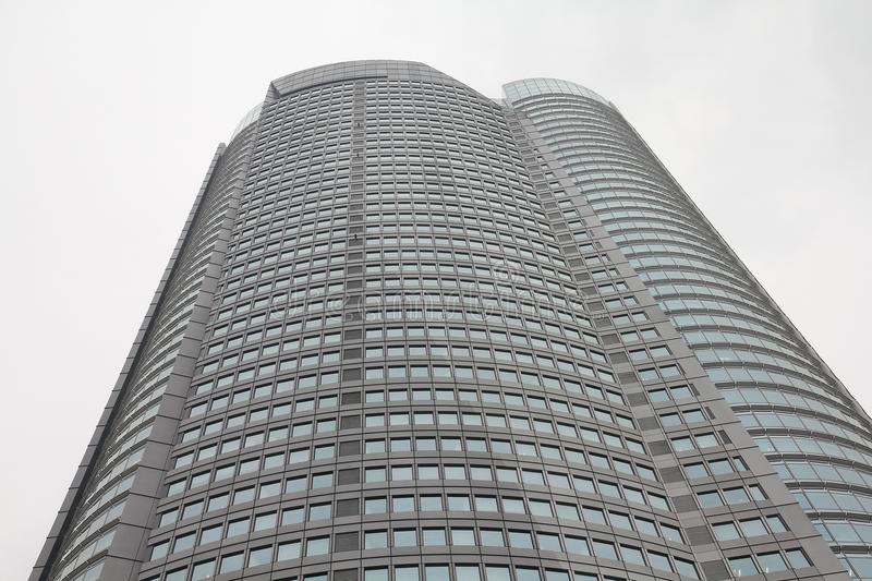 Mori Tower, Tóquio imagem de stock royalty free