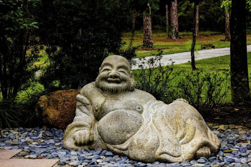 Morikami博物馆和日本庭院德尔雷比奇佛罗里达 免版税库存图片