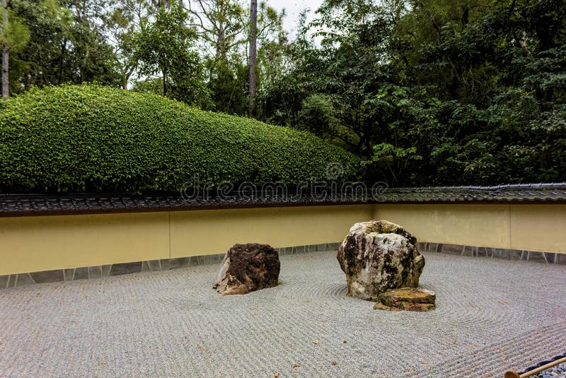 Morikami-Museum und japanischer Garten Delray Beach Florida lizenzfreies stockfoto