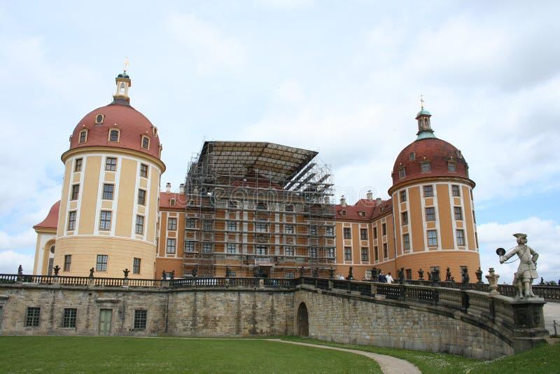 Download Moritzburg stockfoto. Bild von palast, szenisch, saxon - 12202092