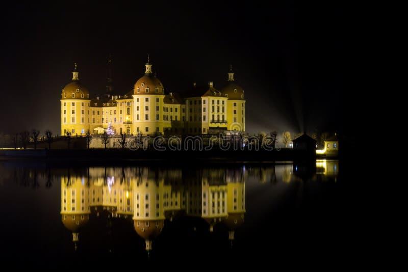 Moritzburg fotografia stock