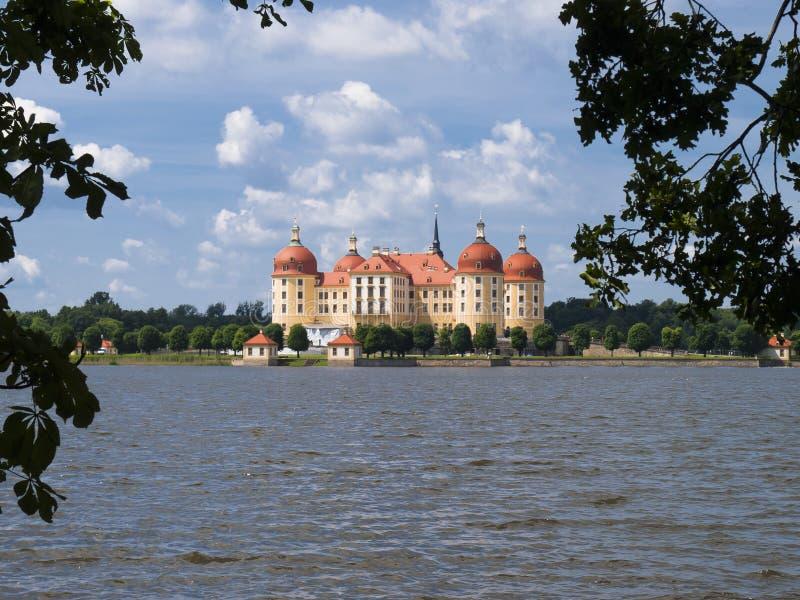Moritzburg Castle royalty free stock photo