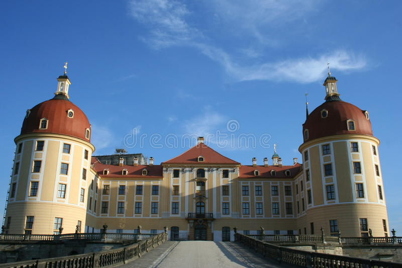 Download Moritzburg in Germany stock photo. Image of house, history - 17255260