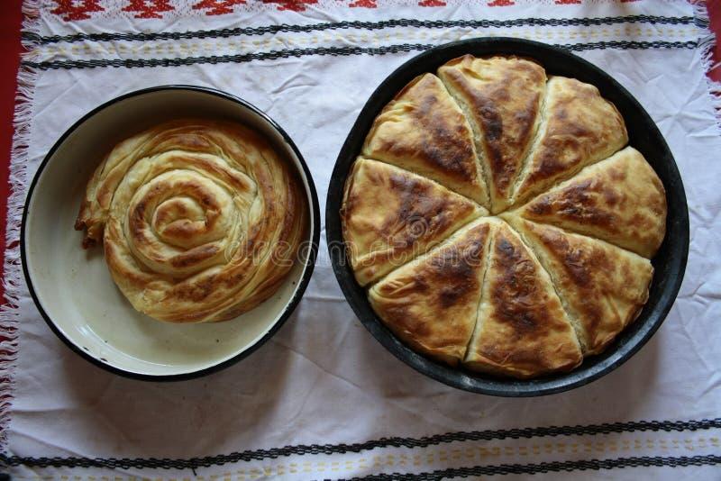 Mormors bröd royaltyfria bilder
