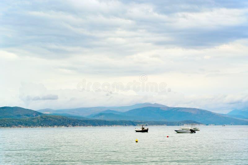 Download Morning At The Aegean Sea. Royalty Free Stock Image - Image: 24204586