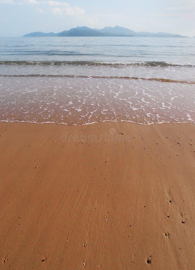 Download Morning, Andaman Sea stock photo. Image of minimalism - 25784690