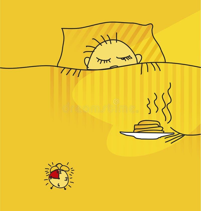 Morning Awake Royalty Free Stock Images
