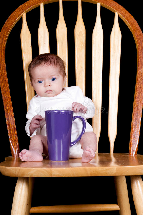 Free Morning Baby Royalty Free Stock Photography - 18618567