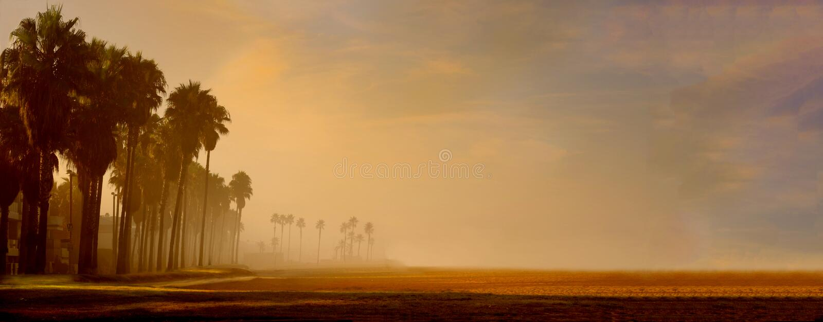 Download Morning At The Beach Royalty Free Stock Photos - Image: 15595898