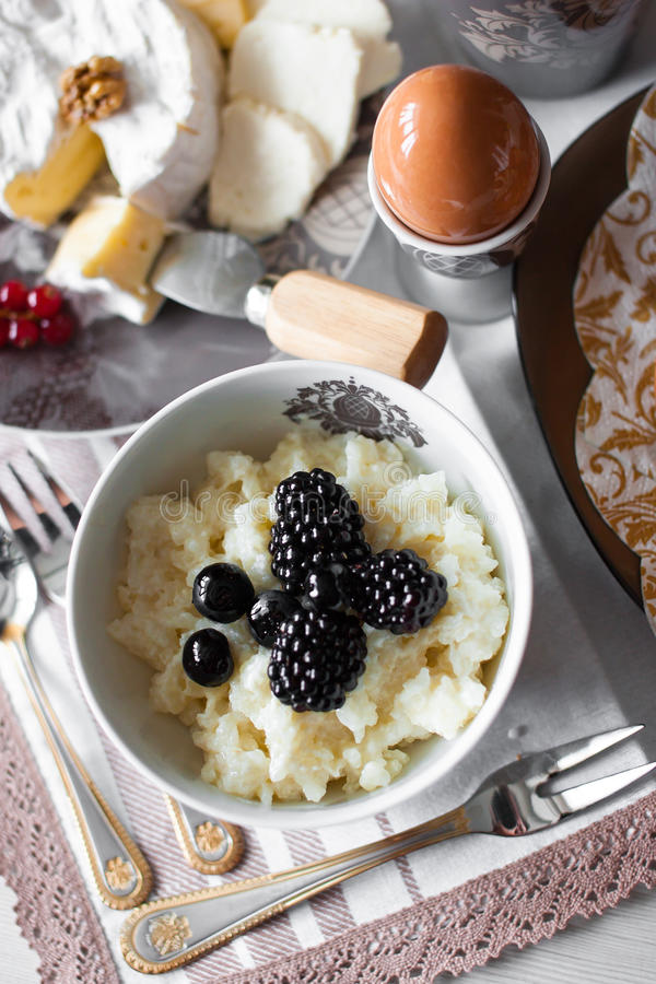 Morning Breakfast Royalty Free Stock Images