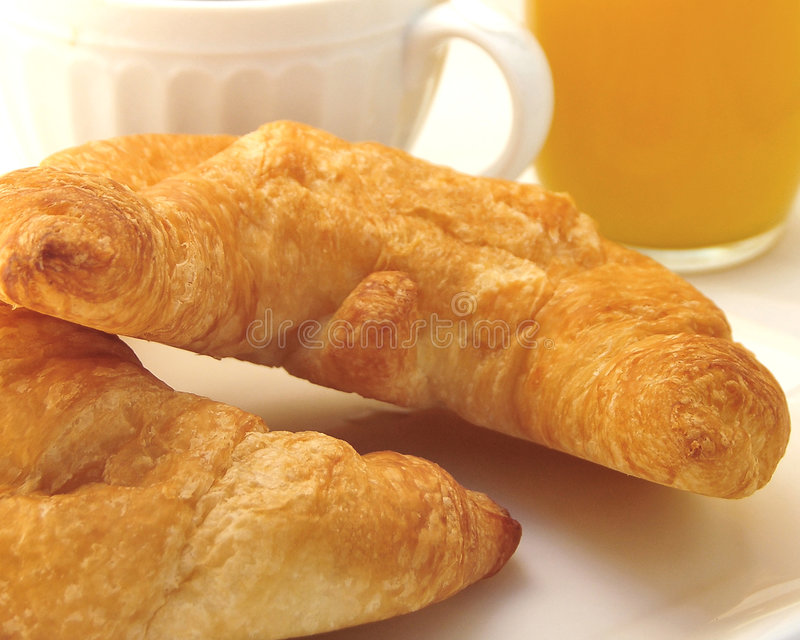 Download Morning Breakfast stock image. Image of continental, couissant - 6925581