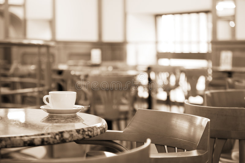 Morning Coffe Stock Images