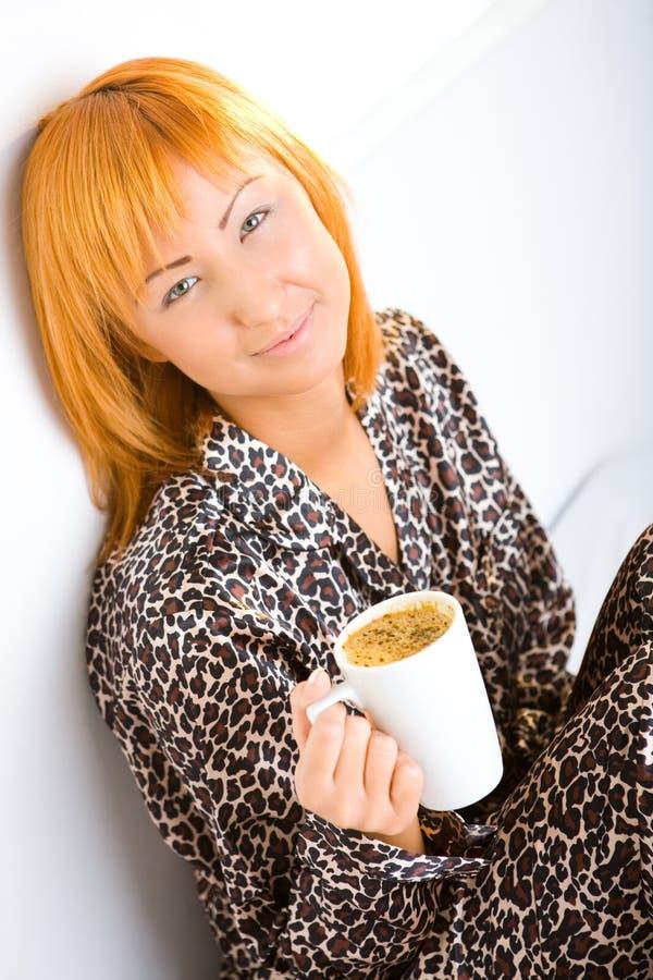 Download Morning coffee stock photo. Image of adult, caffeine, coffeine - 6756748