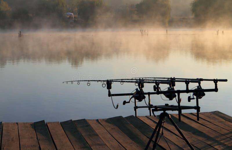 Download Morning fishing stock image. Image of water, fishing - 21453715