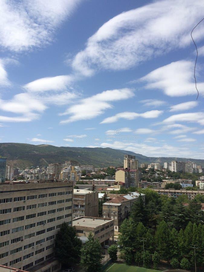 Download Morning in geo stock photo. Image of tbilisi, georgia - 43089730