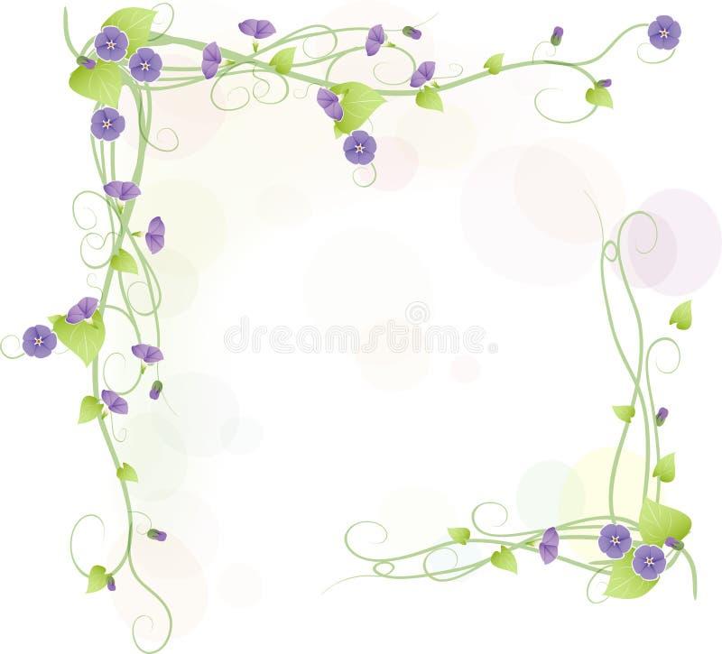 Download Morning Glory stock vector. Illustration of garden, texture - 4486440