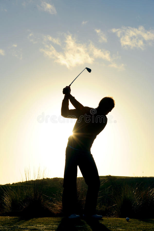 Download Morning Golf Stock Photo - Image: 15356410