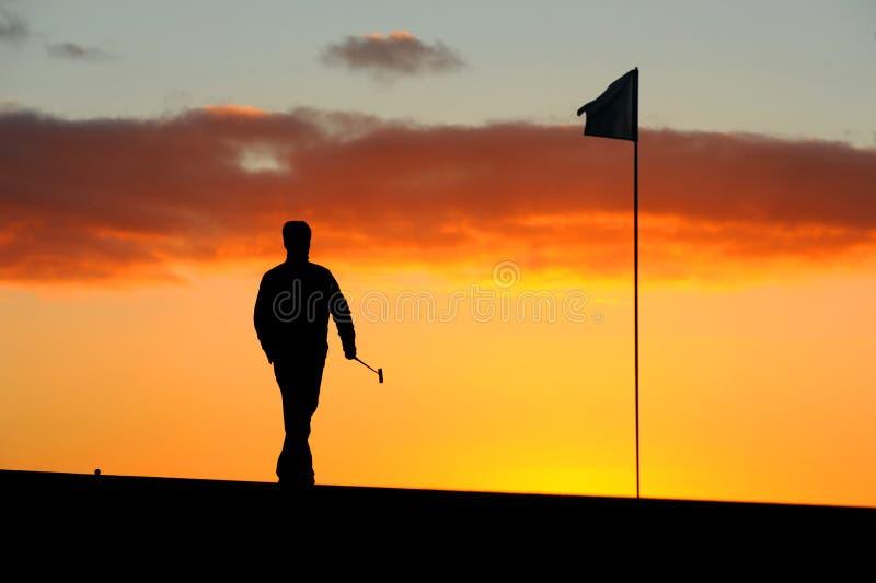 Download Morning golfer stock image. Image of outside, game, golfer - 11164261