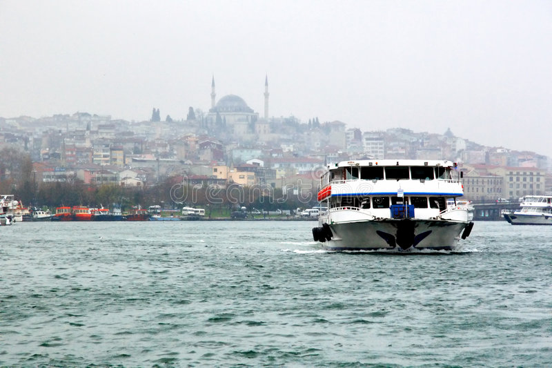 Download Morning In Istanbul Stock Photography - Image: 7666022