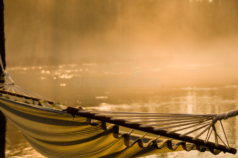 Morning Mist stock photography