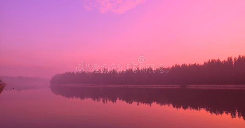 Morning Mist royalty free stock photos