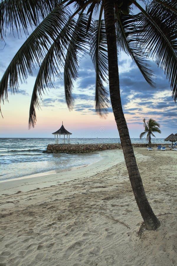Download Morning in paradise stock image. Image of horizon, nature - 17763731